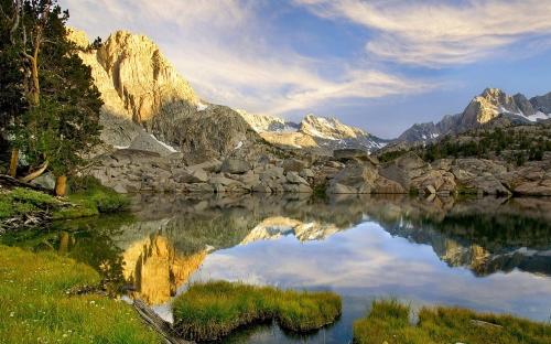 mountains - w462