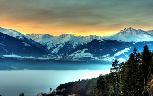 mountains - w039