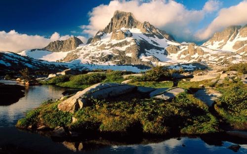 mountains - w372
