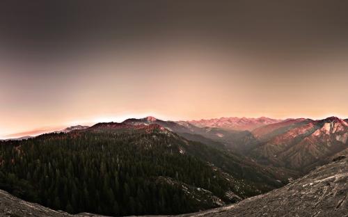 mountains - w653