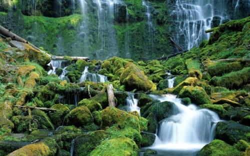 waterfalls - w066