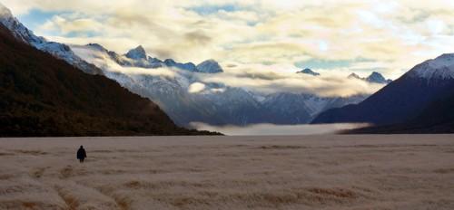 Mountain Pilgrimage, Fiordland, New Zealand, 2007-L