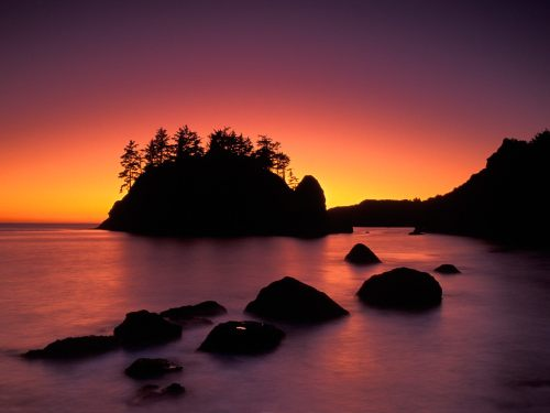Seastacks_Silhouetted_at_Sunset_Trinidad_Calif